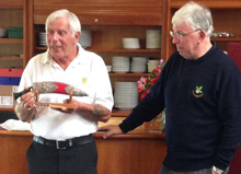 Horsehay Village Golf Club Gents win match against Arscott GC