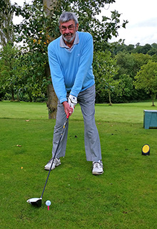 Horsehay Village Golf Club Captains Drive In 2015